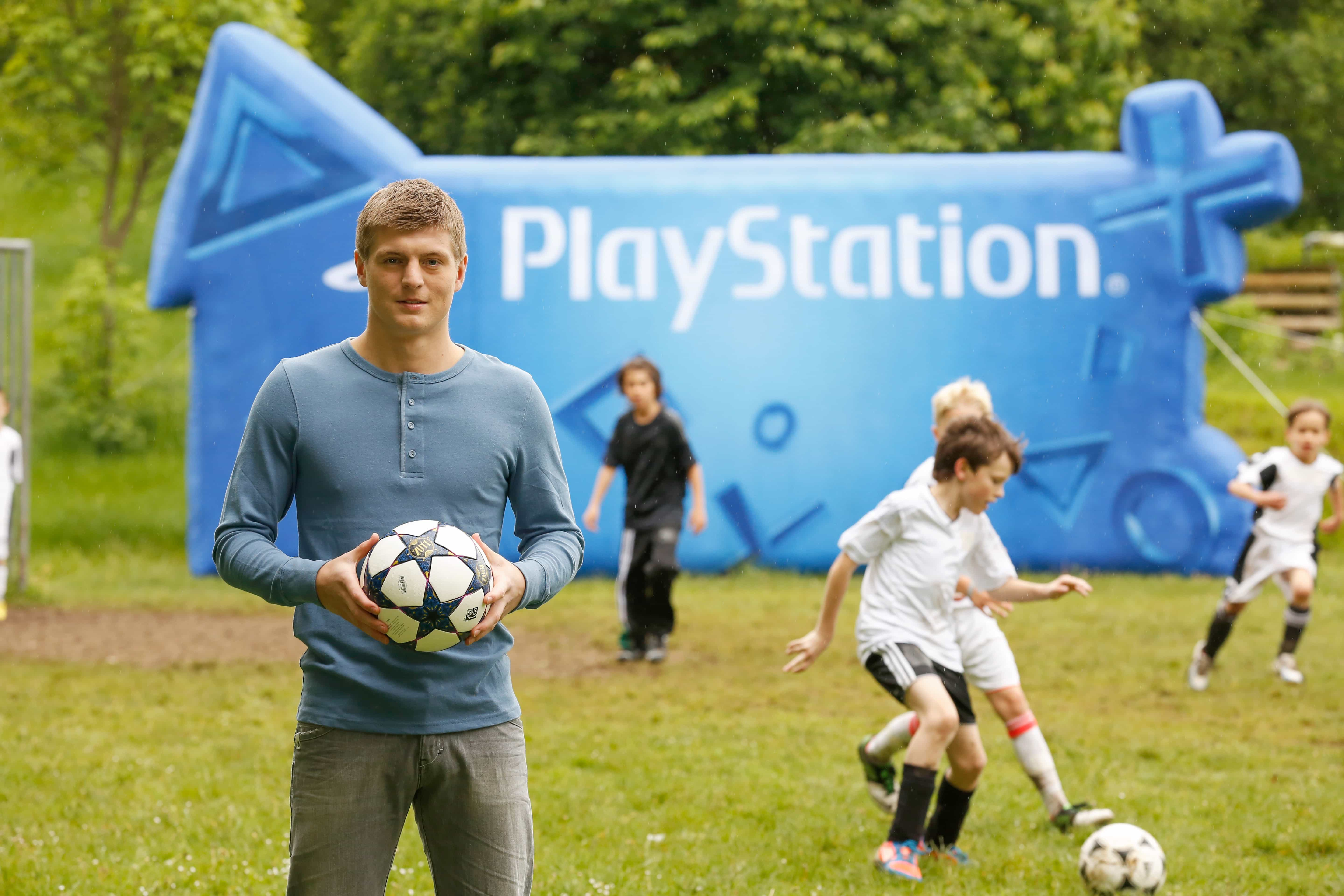 Sony PlayStation – #4theplayers!